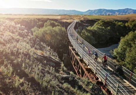 Otago Rail Trail.